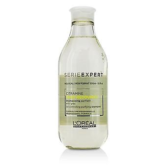 L'oreal Professionnel Serie Expert - Pure Resource Citramine Oil Controlling Purifying Shampoo - 300ml/10.1oz