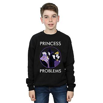 Disney Boys Villains Princess Headaches Sweatshirt