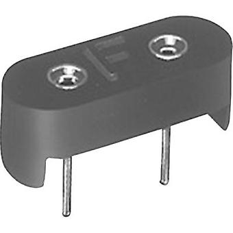 פישר אלקטרונית קריסטל מתנד השקע PQ 18 Z HC-18 (L x W x) 4.2 x 4.5 x 6.5 mm 1 pc (עם)