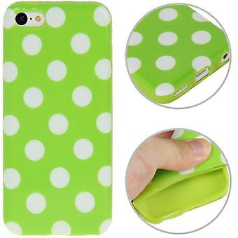 Suojakotelo mobiili iPhone 5 c.