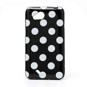 Etui til mobiltelefon HTC desire VC T328d