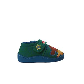 Hey Duggee Boys Hugs Low Top Slippers UK Sizes Child 5-10