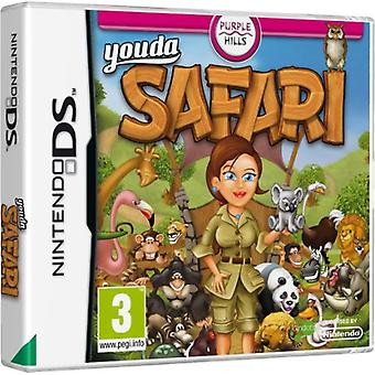 Youda Safari (Nintendo DS)-nytt