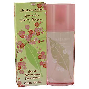 Elizabeth Arden Green Tea Cherry Blossom Eau de Toilette 100ml sprej