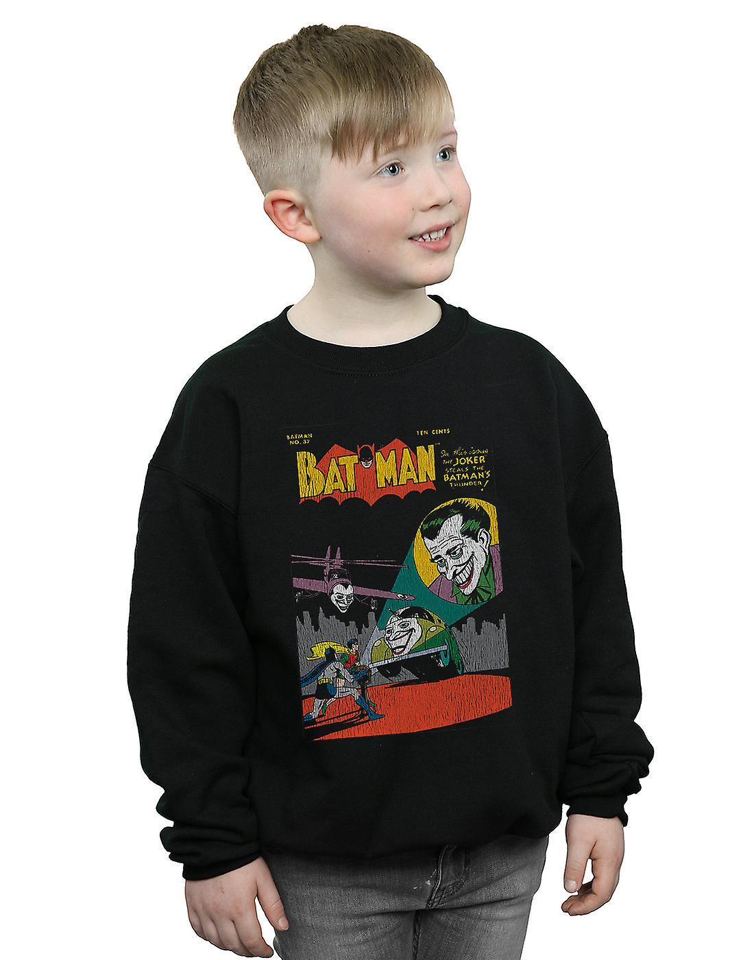 DC Comics Boys Batman No. 37 Cover Sweatshirt