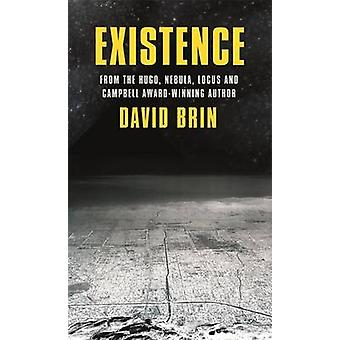 Existence by David Brin - 9780356501734 Book