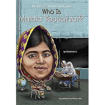 Wie is Malala Yousafzai? door Dinah Brown - 9780448489377 boek
