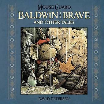 Mouse Guard - Baldwin the Brave and Other Tales by David Petersen - 97