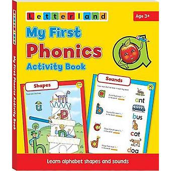 My First Phonics Activity Book by Lisa Holt - Lyn Wendon - 9781862099