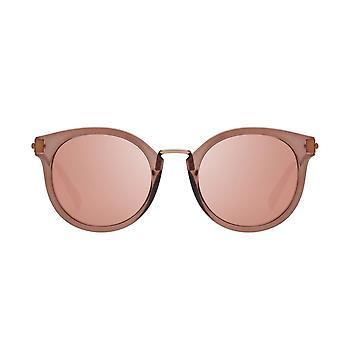 Le Specyfikacja ostatni taniec Mocha okrągłe okulary przeciwsłoneczne