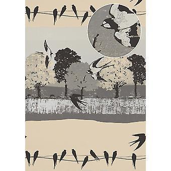 Non-woven wallpaper ATLAS SIG-583-2