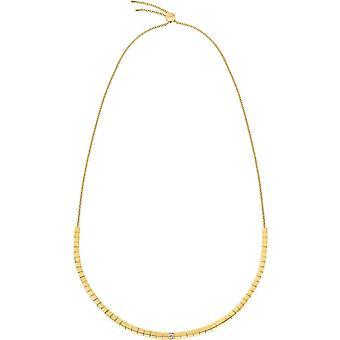 Calvin Klein gouden Tune ketting Kj9mjn140100