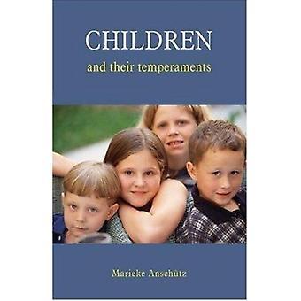 Children and Their Temperaments by Marieke Anschutz - 9780863151750 B