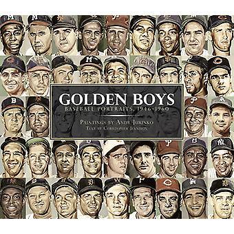 Golden Boys - Baseball Portraits - 1946-1960 von Andy Jurinko - Christo