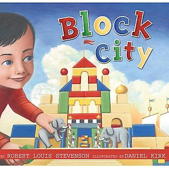 Blok stad