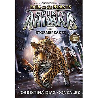 Herbst der Tiere 7: Stormspeaker - Totem-Tiere 7 (gebundene Ausgabe)