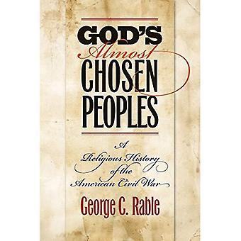 Jumalan lähes valittuja kansojen: uskontohistorian American Civil War (Littlefield historia sisällissodan...