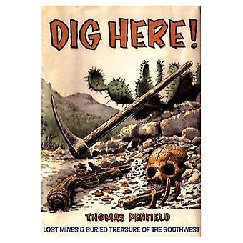 Hier graben!: Minen verloren und vergrabenen Schatz des Südwestens
