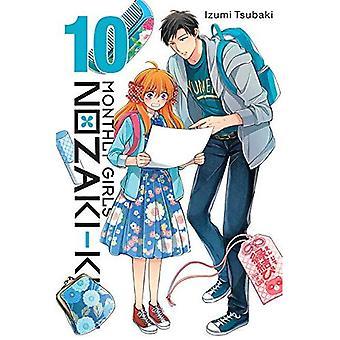 Monatliche Mädchen Nozaki-Kun, Jg. 10 (monatliche Mädchen Nozaki-Kun)