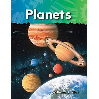 Planeterna - grannar i rymden av William B ris - 9781433314223 bok