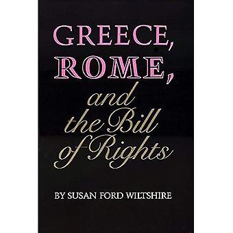 Griechenland, Rom und die Bill Of Rights (Oklahoma-Serie in der klassischen Kultur)
