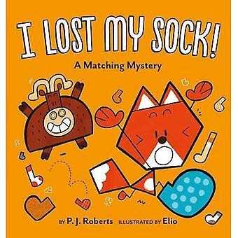 Eu perdi minha meia!: um mistério correspondente