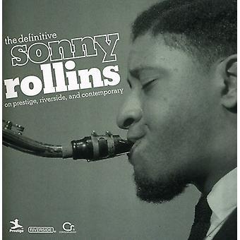Sonny Rollins - Definitive Sonny Rollins on Prestige [CD] USA import