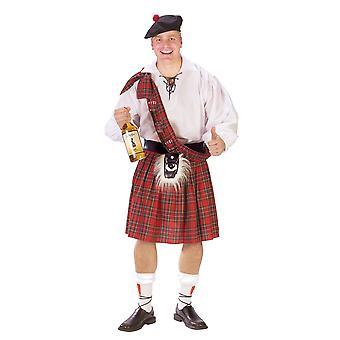 Klassieke Schotse Kilt volwassene