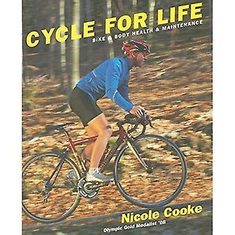 Cyclus voor het leven: fiets en lichaamsgezondheid en onderhoud