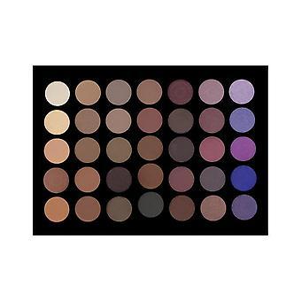 35 Colour Purple Haze Eyeshadow Palette