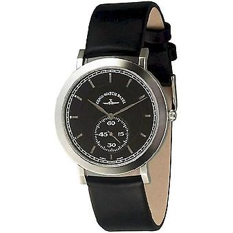Zeno-watch mens watch flatline flat 2 quartz 6703Q-g1
