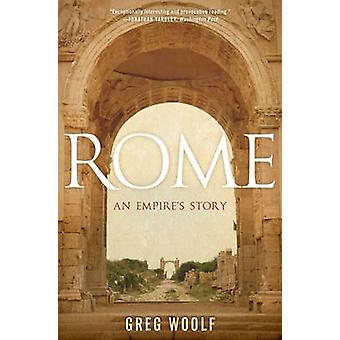 Rome - An Empire's Story by Greg Woolf - 9780199325184 Book