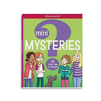 Mini Mysteries (Revised) - 34 Tricky Tales to Untangle by Rick Walton