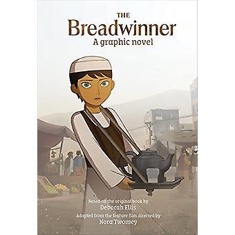 The Breadwinner - A Graphic Novel by Deborah Ellis - 9781773061634 Book