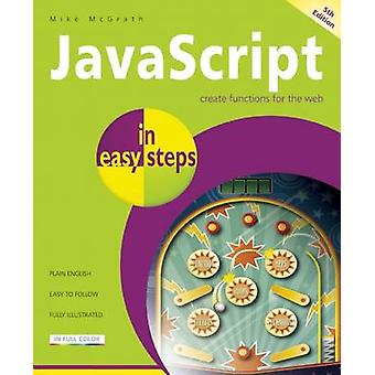 JavaScript in Easy Steps (5th Revised edition) by Mike McGrath - 9781