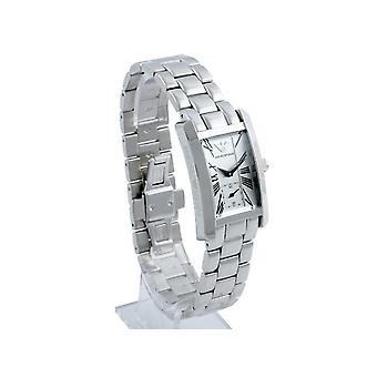 Emporio Armani Ar0146 - Ladies Classic Stainless Steel Designer Watch