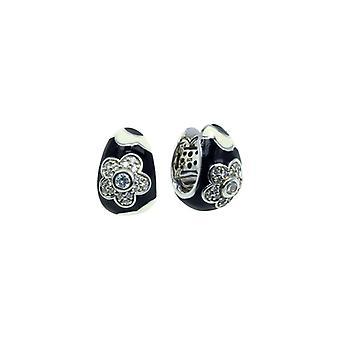 Belle Etoile Fleur Black Earrings 3020810202