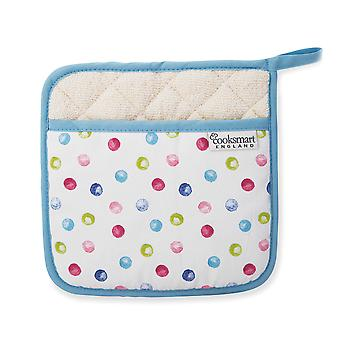 Cooksmart Spotty dotty pot Holder