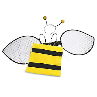 Bristol Novelty Adults Unisex Bumble Bee Set