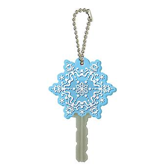Key Cap - Disney - Frozen - Snow Flake 3D Soft New Licensed 22227