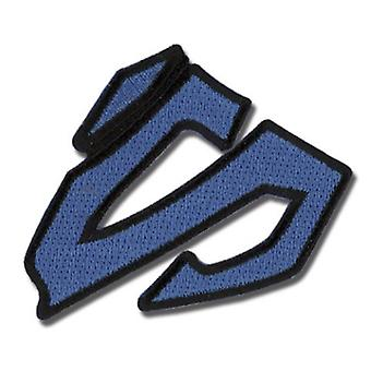 Patch - Durarara - New Celty Symbol Anime Iron-On Gifts Licensed ge2146