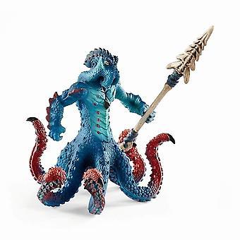Schleich Eldrador 42449 Monster Kraken mit Waffe