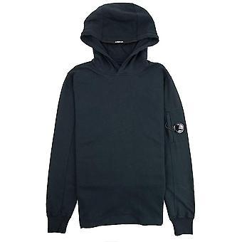 CP bedrijf lichte fleece Hooded Sweat zwart 999