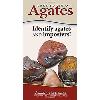 Lake Superior Agates by James Magnuson - 9781591938088 Book