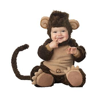 Lil' Monkey Zoo Animal Toddler Boys Costume