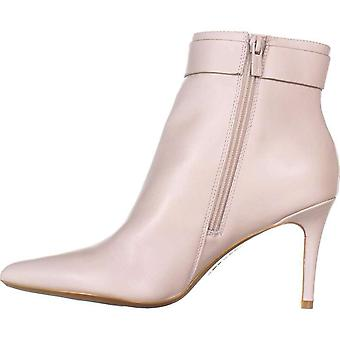 Calvin Klein Womens georgrne nappa Leather Pointed Toe Ankle Fashion Boots