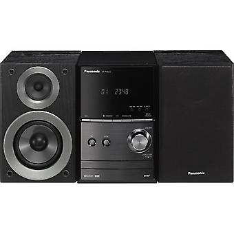 Panasonic 40W DAB + CD Micro Hi-Fi met USB-weergave en Wireless Audio Streaming