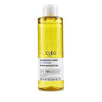 Decleor Lavende Fine Tonifying Bath & Shower Gel - 250ml/8.5oz