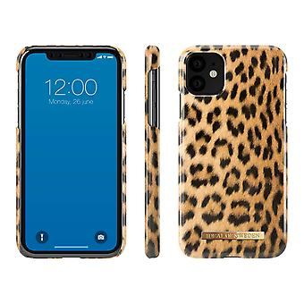 iDeal Of Sweden iPhone 11 skal - Wild Leopard