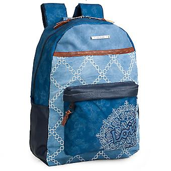 Women's Casual Backpack Denim Style Model Anderson